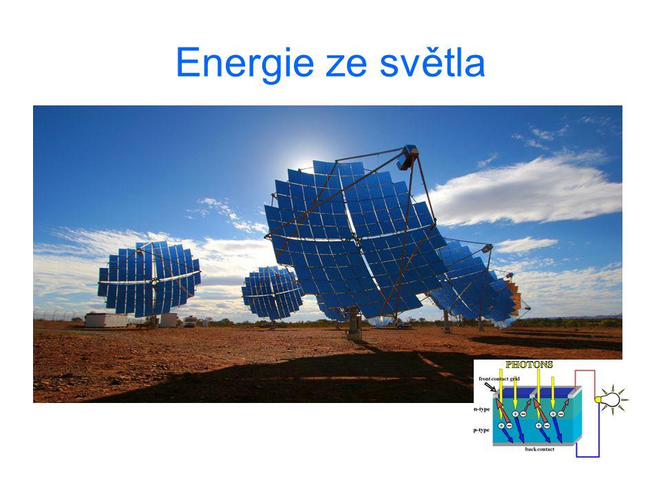 Energie ze světla