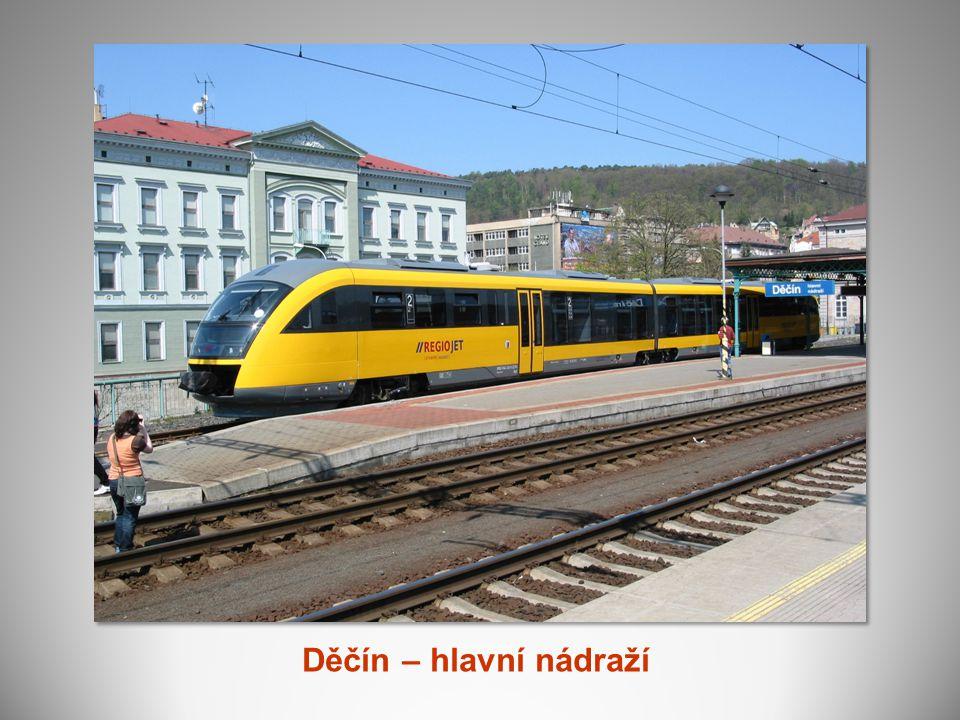 Děčín – hlavní nádraží
