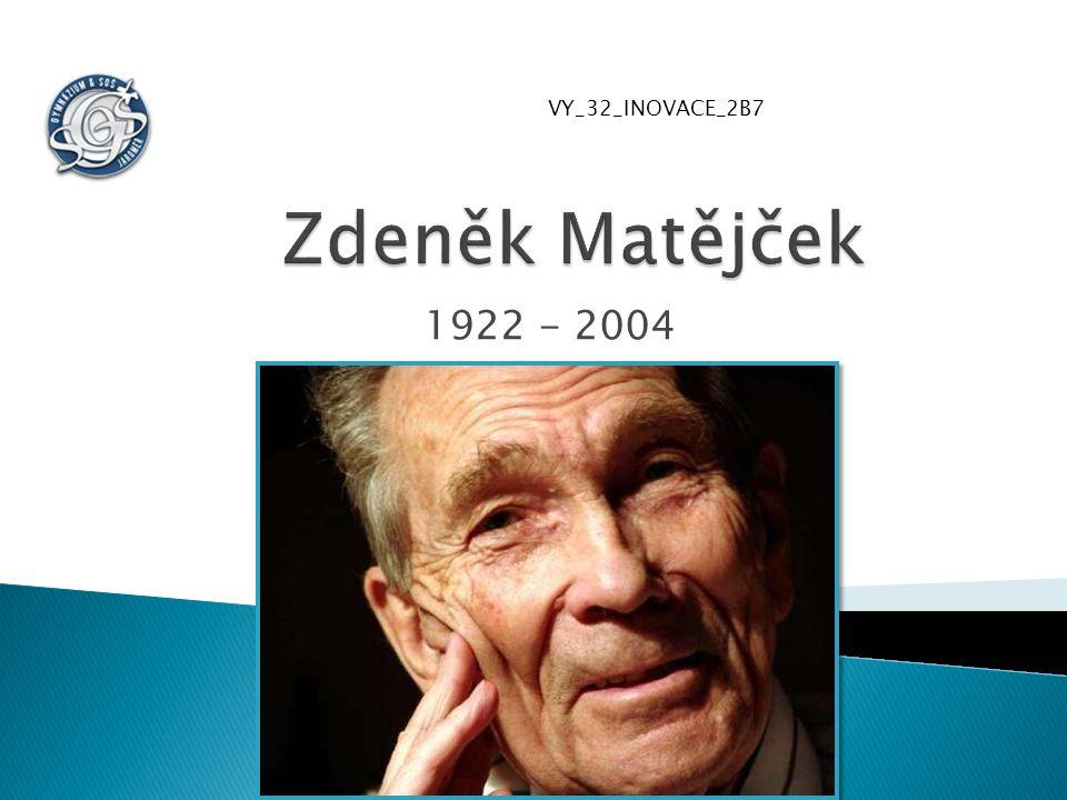 1922 - 2004 VY_32_INOVACE_2B7