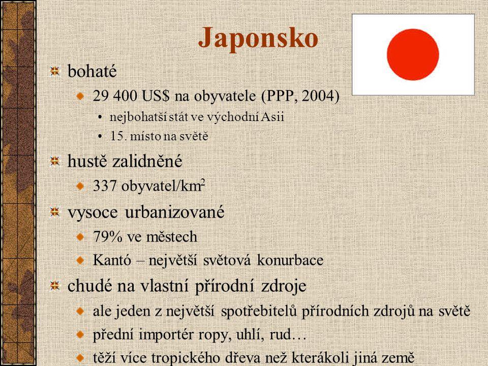 Historie: šógunát a izolace kolem r.