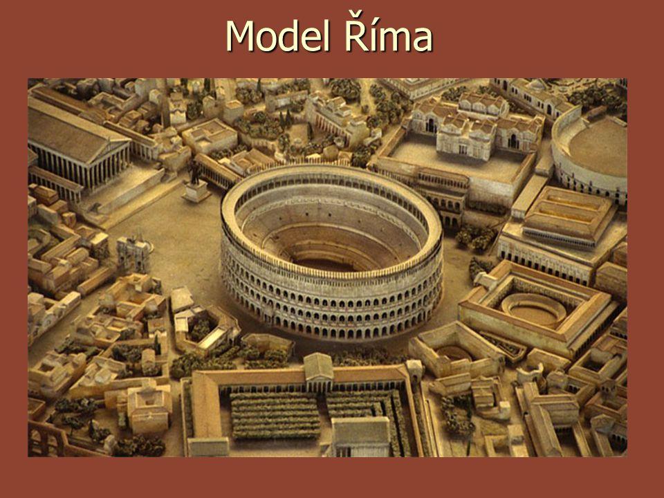 Model Říma