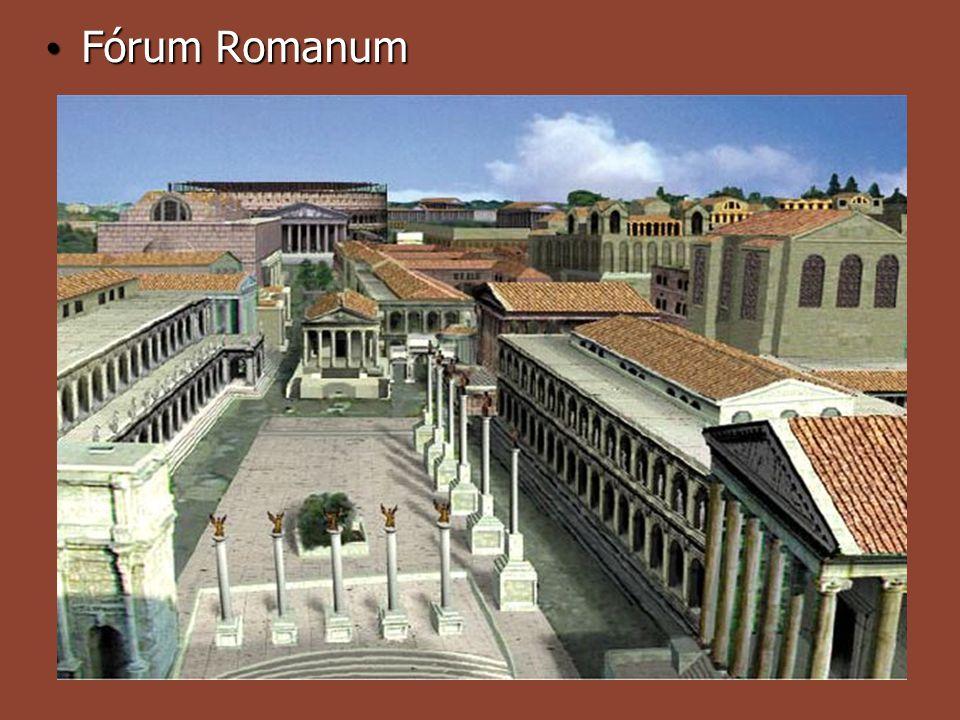 Fórum Romanum Fórum Romanum