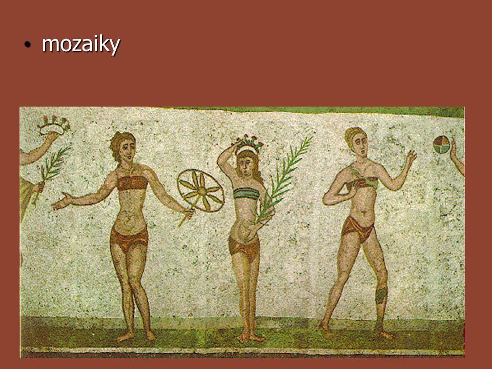 mozaiky mozaiky