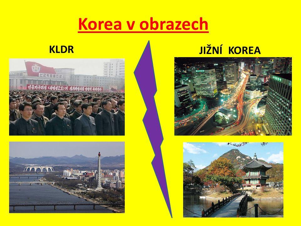 Otázky a úkoly : 1.Jaké typy režimů vládnou v jednotlivých zemích na Korejském poloostrově.