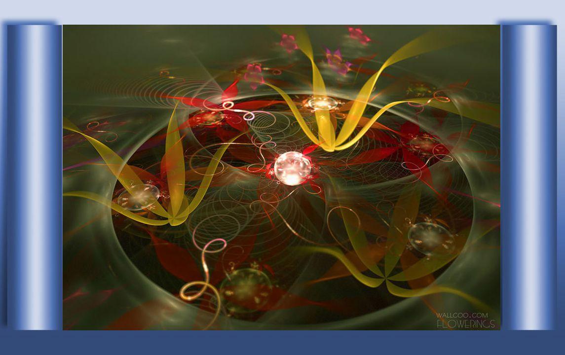Podivné a krásné vzory - nepředstavitelné! Fraktální geometrie