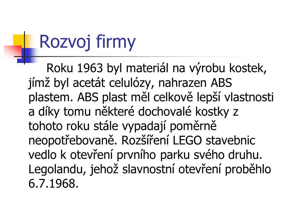 Druhy LEGO stavebnic LEGO stavebnice se mohou dělit různě, například: Dle tématického zaměření (Indiana Jones, Star Wars, Harry Potter) Dle věkové kategorie (Lego Duplo, Lego City, Lego Technic)