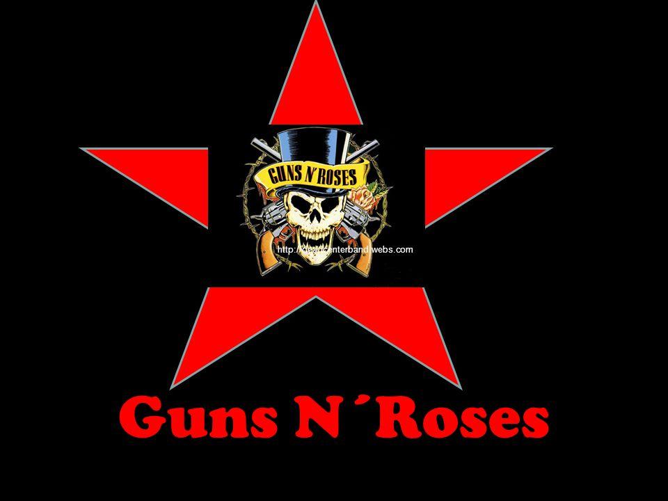 Guns N´Roses http://deadcenterband.webs.com