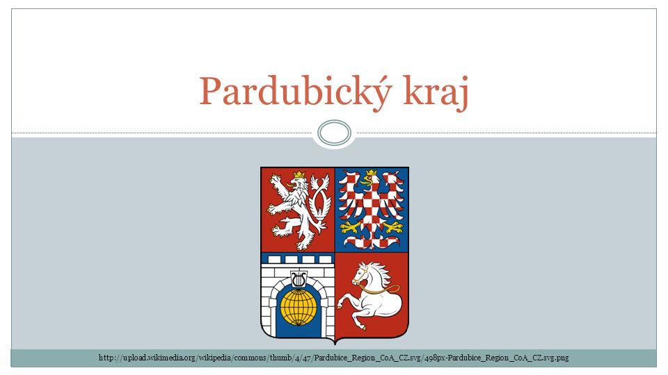 Pardubický kraj http://upload.wikimedia.org/wikipedia/commons/thumb/4/47/Pardubice_Region_CoA_CZ.svg/498px-Pardubice_Region_CoA_CZ.svg.png