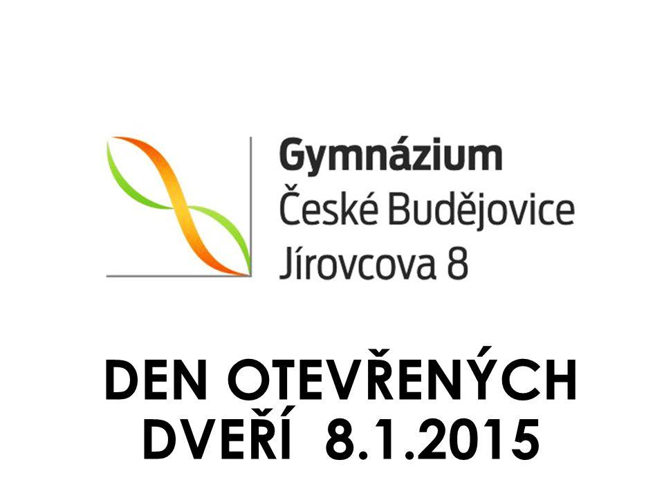 DEN OTEVŘENÝCH DVEŘÍ 8.1.2015