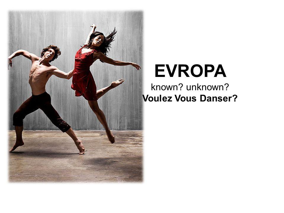 EVROPA known unknown Voulez Vous Danser