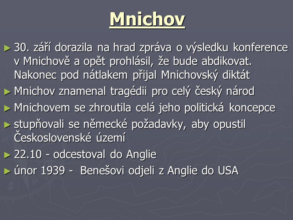 Mnichov ► 30.
