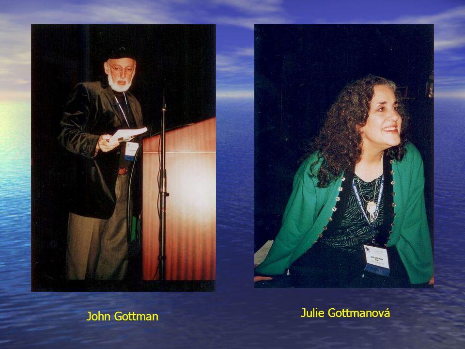 John Gottman Julie Gottmanová