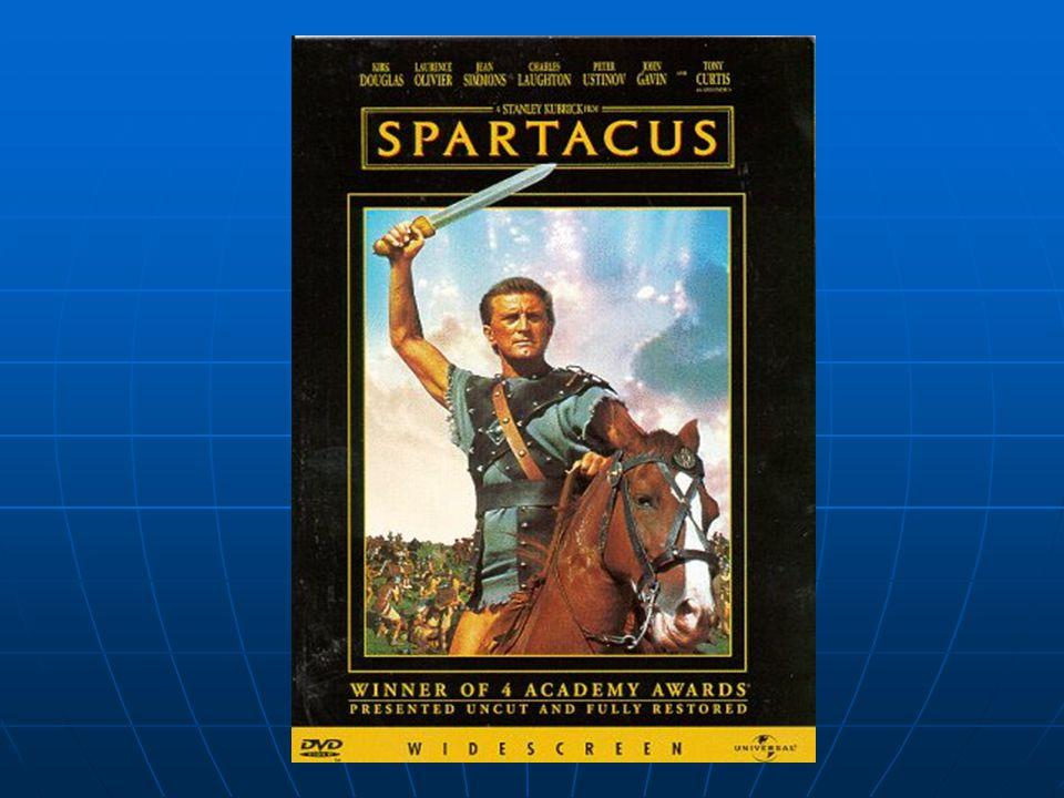 První triumvirát Po povstání dva úspěšní Po povstání dva úspěšní Vojevůdci Crassus a Pompeius zvoleni konzuly Oba podnikají výpravy mimo Itálii Pompeius – Blízký východ – provincie Judea (Jeruzalem – sobota)