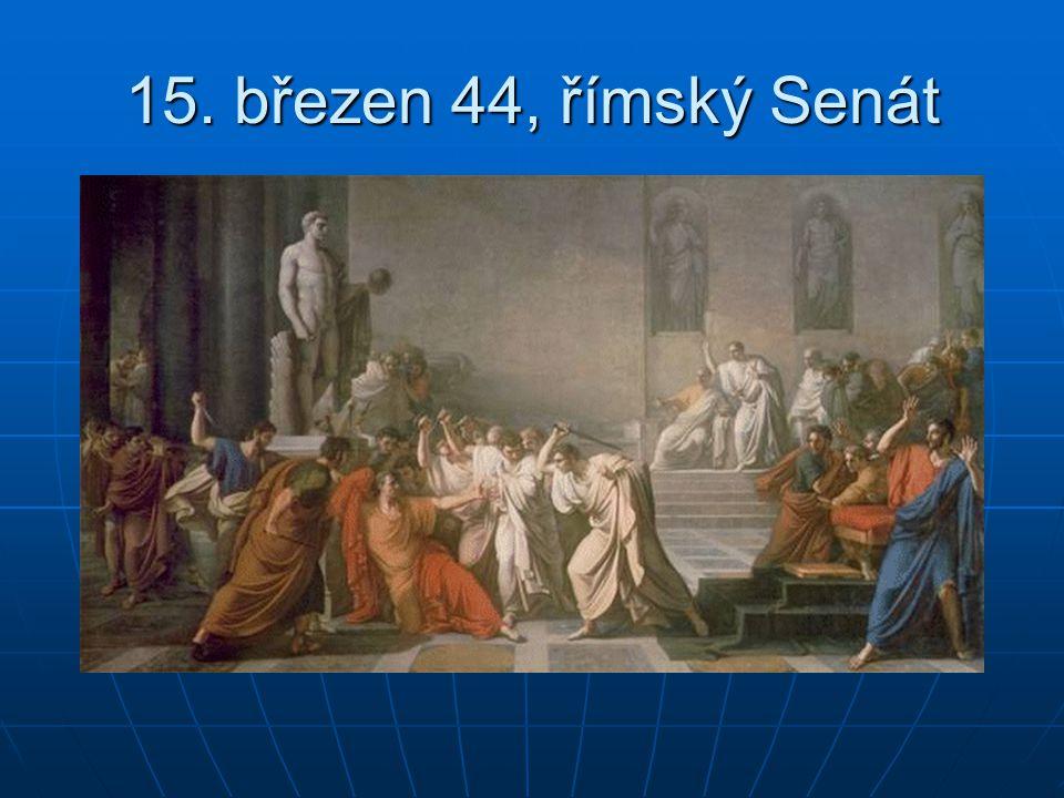 Brutus Vrah nebo spasitel Vrah nebo spasitel republiky? republiky?