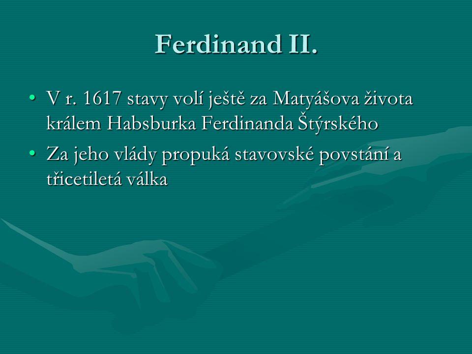 Ferdinand II. Štýrský