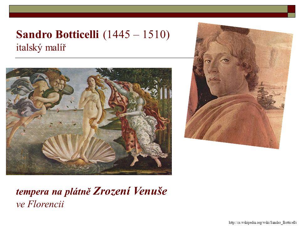Michelangelo Buonarroti (1475 – 1564) italský malíř, sochař, architekt socha Davida ve Florencii freska Poslední soud v Sixtinské kapli http://cs.wiki