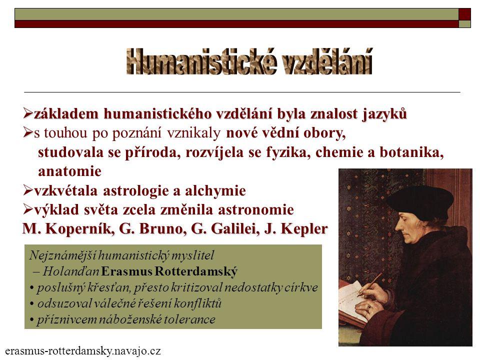Název pro životní styl (z lat. = lidský) Název pro životní styl (z lat. humanus = lidský) Středověký názor na svět a člověka Renesanční názor na svět