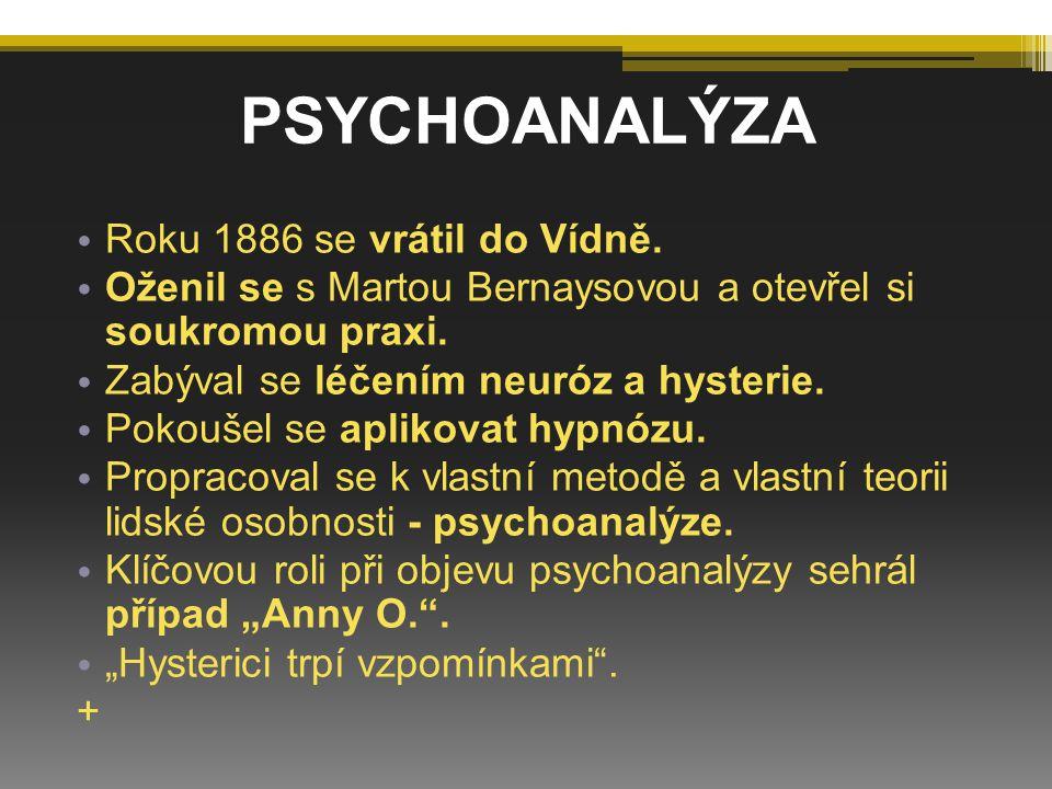 Terapii nazvali katartická metoda.Z ní se vyvinula psychoanalýza.