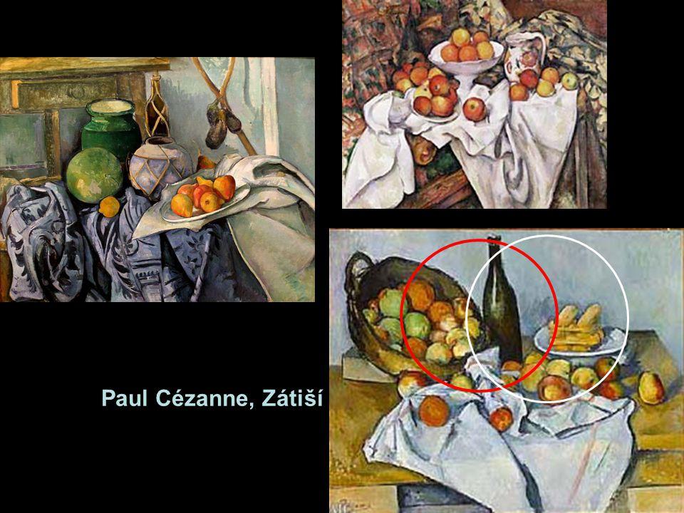 Paul Cézanne, Zátiší
