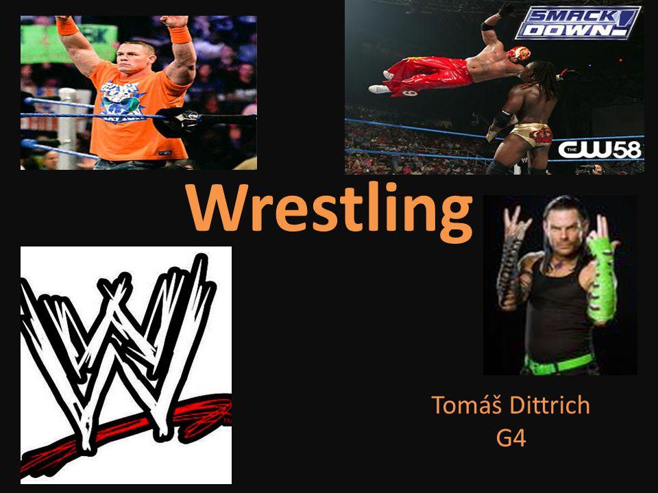 Něco o…..Wrestling je sportovní profesionální show populární především v Americe.