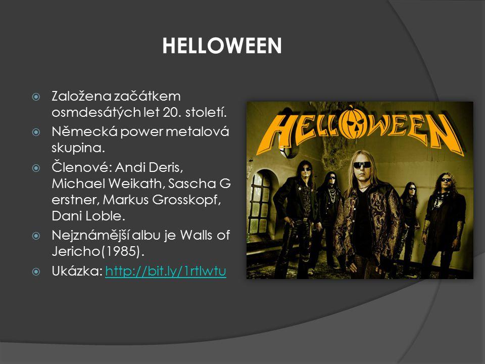 TOKIO HOTEL  Vznikla v roce 2001.  Německá rocková skupina.