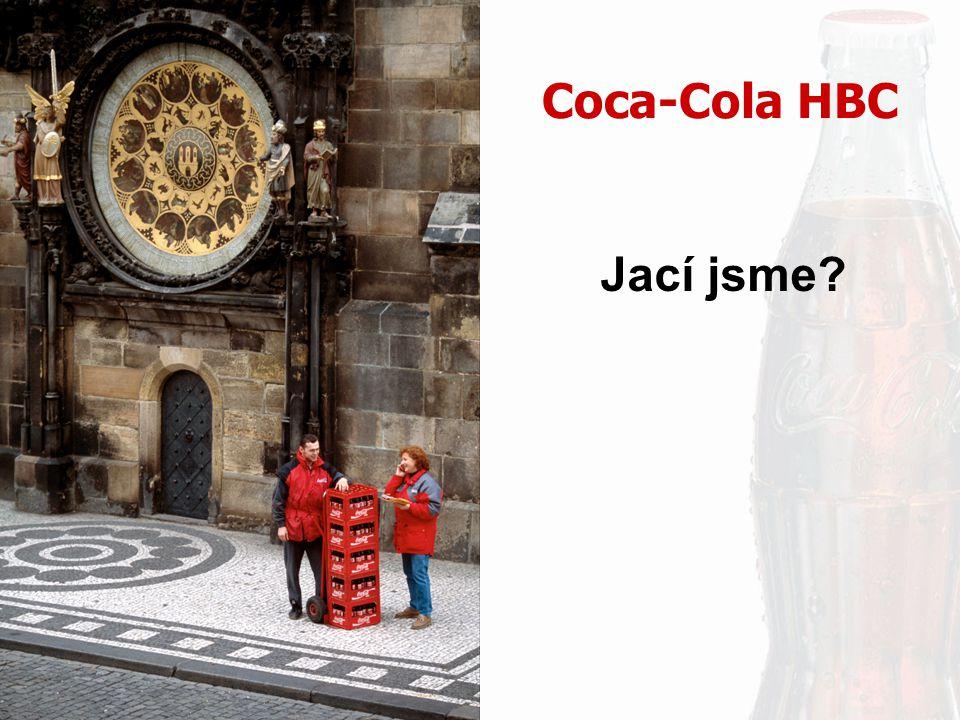 Jací jsme? Coca-Cola HBC