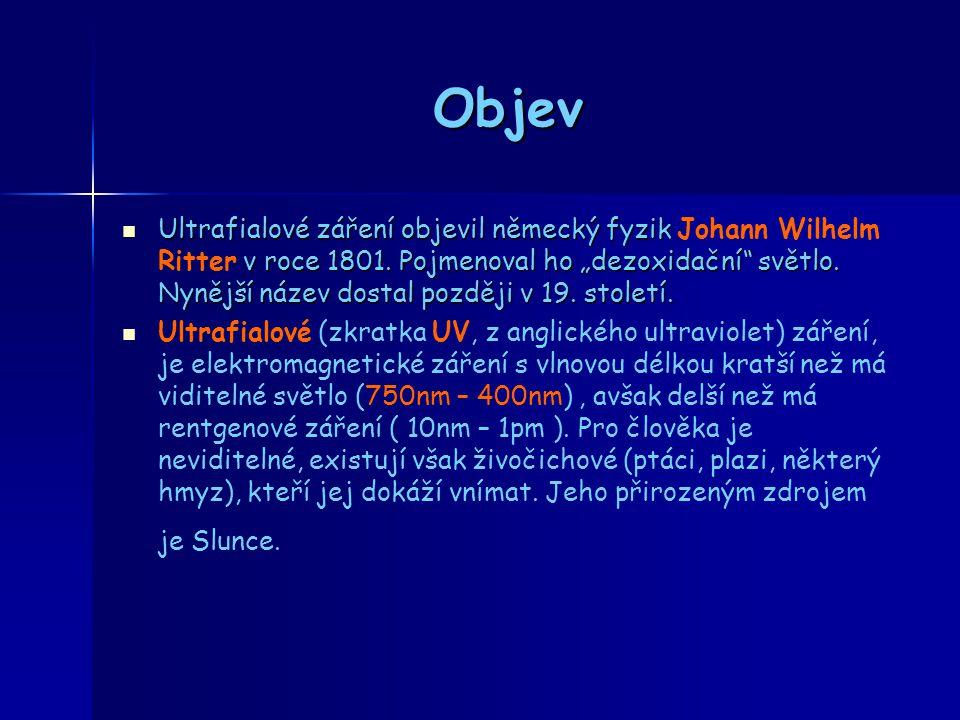 Zdroje Zdroje obrázků: http://www.woodwindoor.cz/fotky/povrch/povrch5.jpg http://www.woodwindoor.cz/fotky/povrch/povrch5.jpg http://tcoshop.com/images/interier_neon_UV_2.jpg http://tcoshop.com/popup_image.php?pID=2762 http://www.autosklopemi.com/image/obrtonovani.jpg http://www.ggc.cz/media/images/img_products/46_128.jpg http://www.automax.cz/pool/n_produkt_354.jpg http://madico.cz/img/aktuality/27-27-uv-zaren.png http://www.studiobeauty.cz/solarium/files/page3_1.jpg http://madico.cz/img/aktuality/27-27-uv-zaren.png http://www.studiobeauty.cz/solarium/files/page3_1.jpg http://madico.cz/img/aktuality/27-27-uv-zaren.png http://www.studiobeauty.cz/solarium/files/page3_1.jpg http://madico.cz/img/aktuality/27-27-uv-zaren.png http://www.studiobeauty.cz/solarium/files/page3_1.jpg http://www.bsrpodebrady.cz/_obrazky/solarium1.jpg http://www.bsrpodebrady.cz/_obrazky/solarium1.jpg http://www.bsrpodebrady.cz/_obrazky/solarium1.jpg http://www.fitnessworld.cz/upload/images/zbozi/573_kosmetika_brown.jpg http://www.fitnessworld.cz/upload/images/zbozi/573_kosmetika_brown.jpg http://www.fitnessworld.cz/upload/images/zbozi/573_kosmetika_brown.jpg http://www.obchod-kosmetika.cz/ochranny-pripravek-proti-slunecnimu-zareni-uv- plus-spf.html http://www.obchod-kosmetika.cz/ochranny-pripravek-proti-slunecnimu-zareni-uv- plus-spf.html http://www.obchod-kosmetika.cz/ochranny-pripravek-proti-slunecnimu-zareni-uv- plus-spf.html http://www.obchod-kosmetika.cz/ochranny-pripravek-proti-slunecnimu-zareni-uv- plus-spf.html Zdroje informací: http://cs.wikipedia.org/wiki/Ultrafialov%C3%A9_z%C3%A1%C5%99en%C3%AD http://www.tzb-info.cz/t.py?t=2&i=2450&h=1&th=56