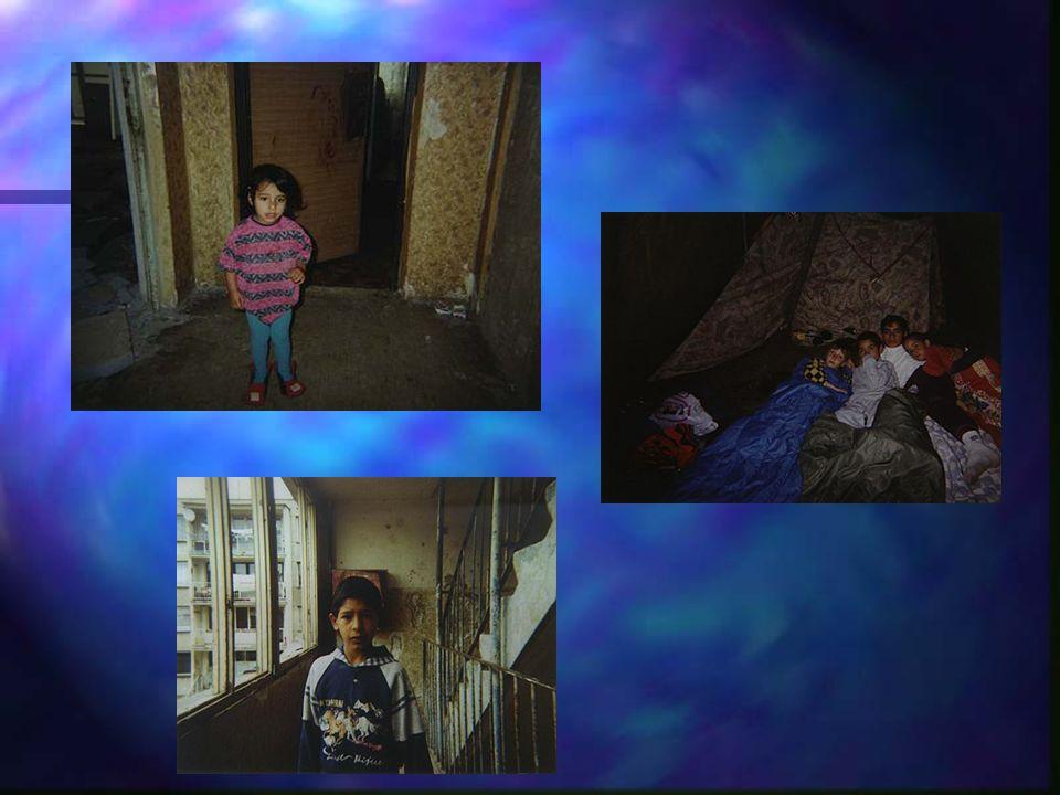 Fotografie ze života Romů …