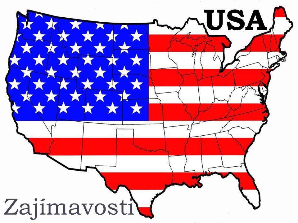 USA Zajímavosti