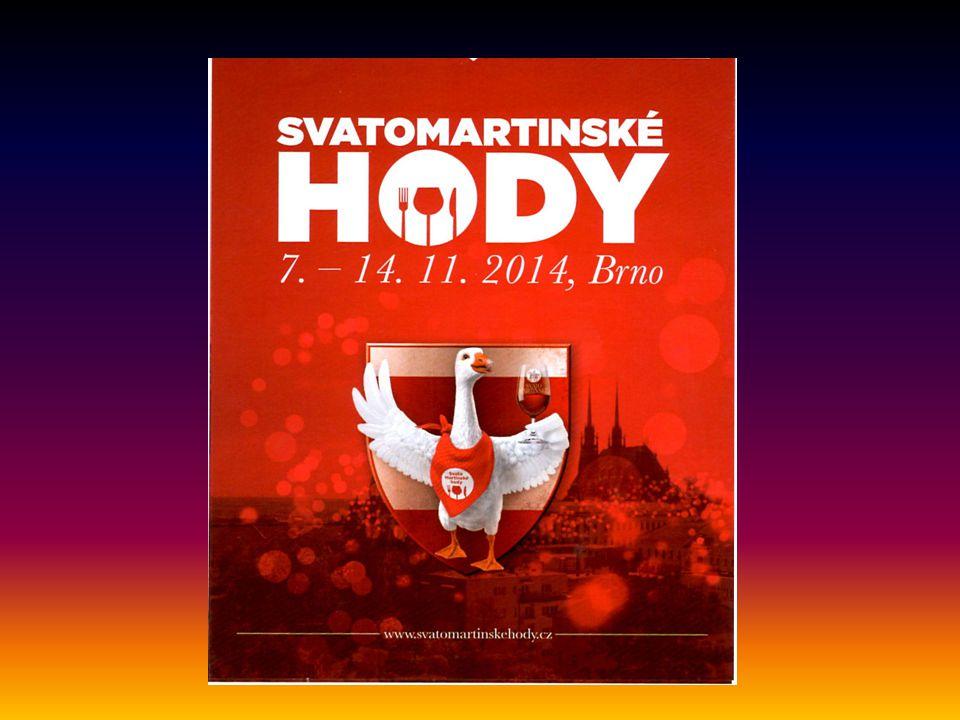 Začátek listopadu je již tradičně spojen s ukončením zemědělského roku a vrcholí svěcení svátku svatého Martina Dnešní obnovená svatomartinská tradice