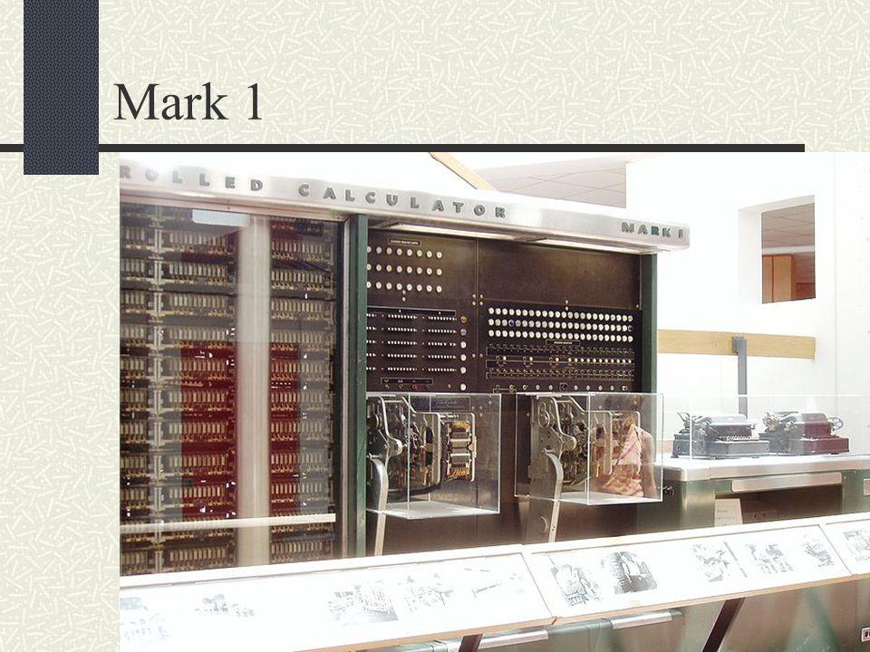 Historie vzniku počítačů a operačních systémů První generace počítačů používala elektronky namísto relé.