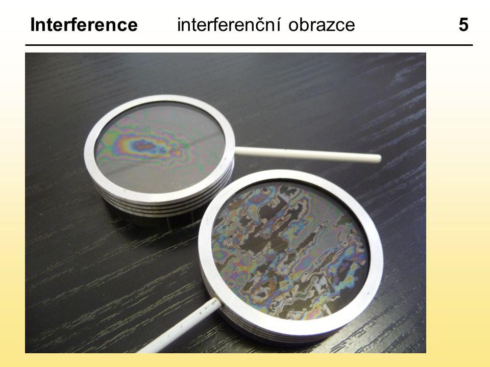 5Interferenceinterferenční obrazce
