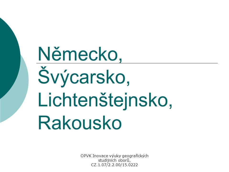 Maďarsko Slovensko Polsko OPVK Inovace výuky geografických studijních oborů, CZ.1.07/2.2.00/15.0222