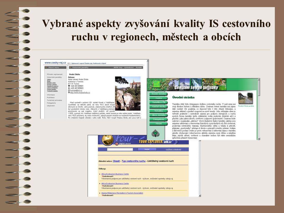 Metainformační server tour-explorer.uhk.cz.
