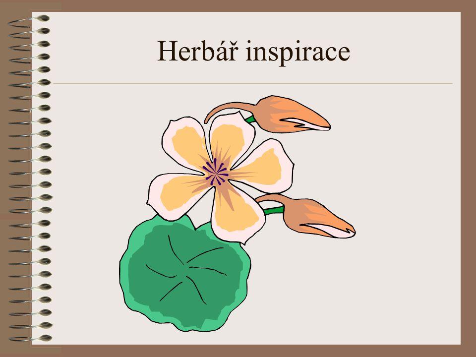 Herbář inspirace