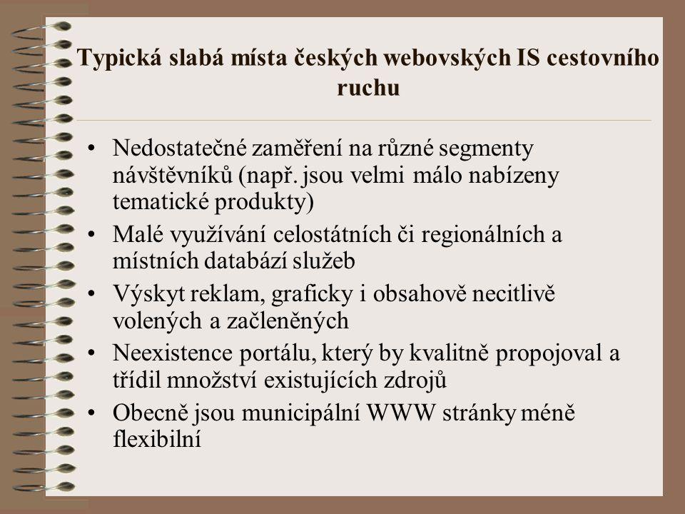 Český Krumlov – komu informace, komu?