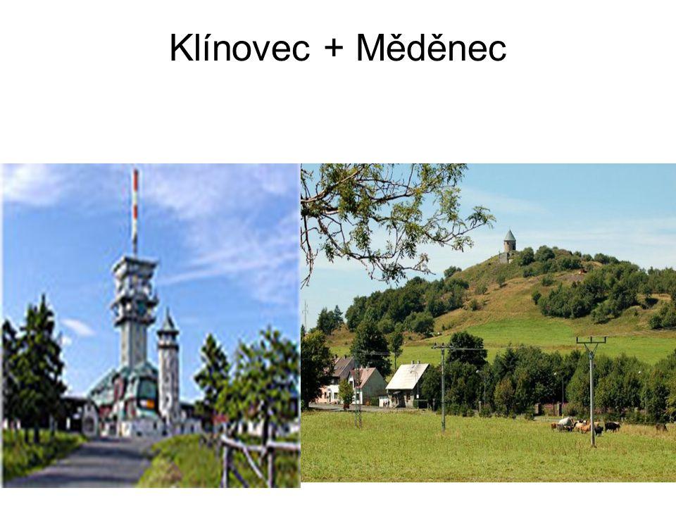 Klínovec + Měděnec