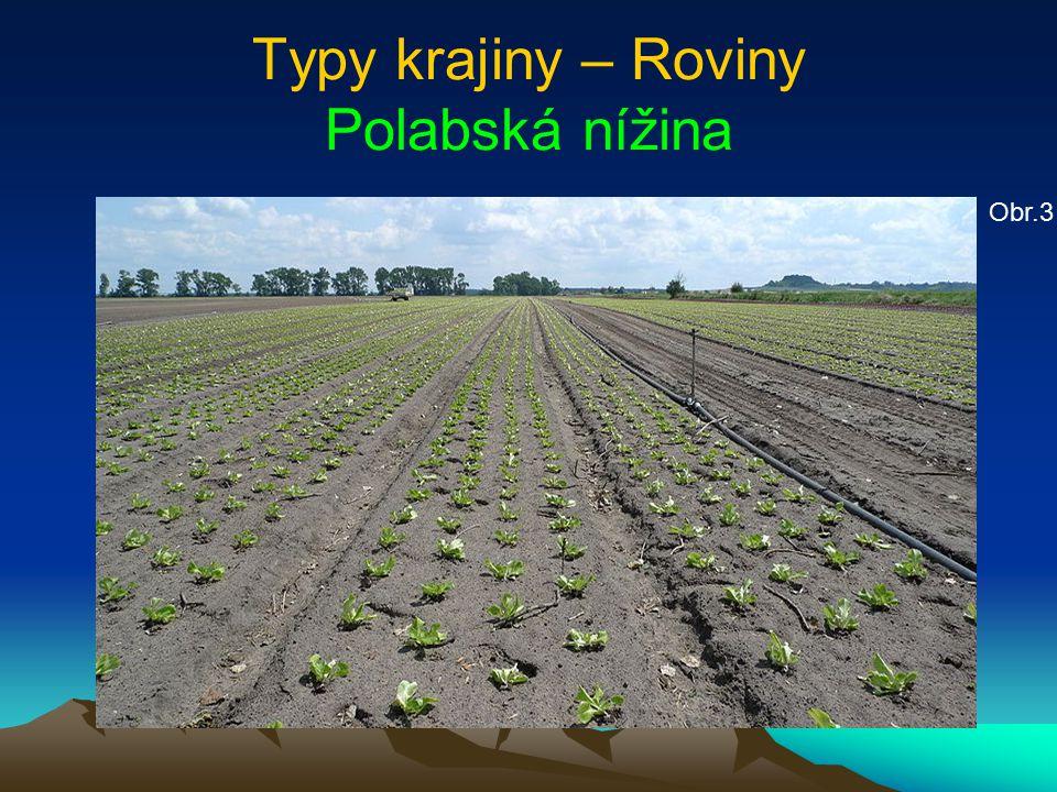 Typy krajiny Pahorkatiny nejvíce v ČR 300 – 600m teplé vlhké podnebí dřív zalesněné dnes zemědělství mírně zvlněný povrch Vrchoviny hodně v ČR 600 – 900m chladné vlhké podnebí dřív list.