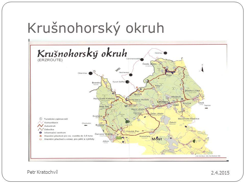 Krušnohorský okruh 2.4.2015 Petr Kratochvíl