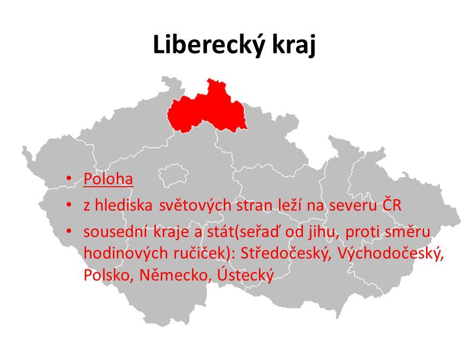 Členitost Vyber správná tvrzení a doplň informace o povrchu Libereckého kraje 1.Náleží k Českému masívu 2.Kraji dominují Krušné hory 3.Jěštědsko-kozákovský hřbet s nejvyšší horou 1012m.nm.