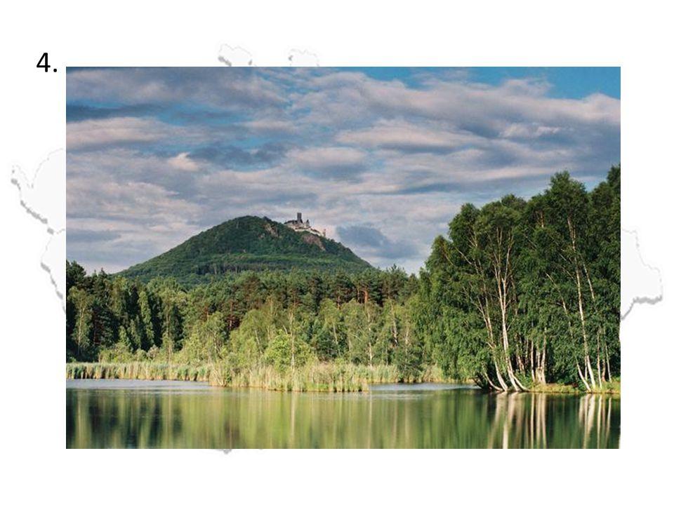 Ú: Správně odpovědi: Máchovo jezero – 3.největší český rybník, založen Karlem IV.