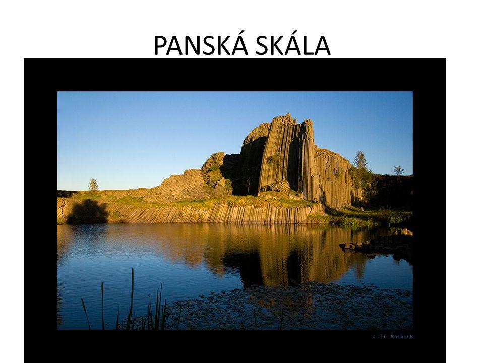 PANSKÁ SKÁLA