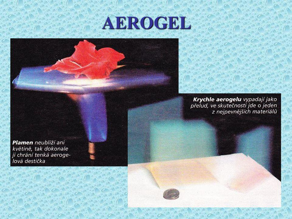 Proč vlastně už dávno nevyužíváme dokonalých vlastností aerogelu v naších domácnostech.