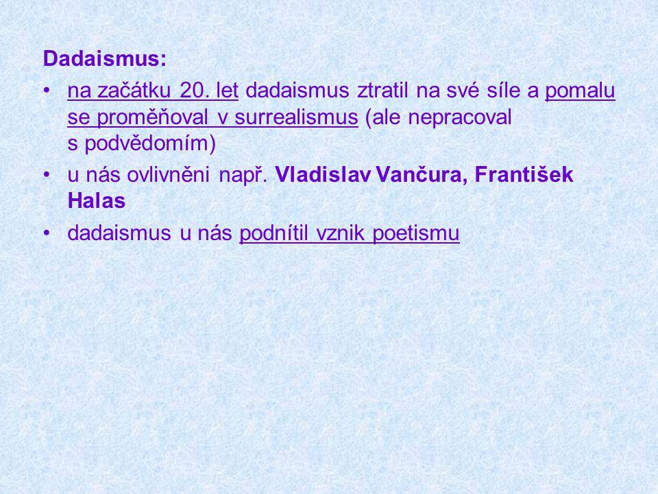 Dadaismus Centrum pro virtuální a moderní metody a formy vzdělávání na Obchodní akademii T.