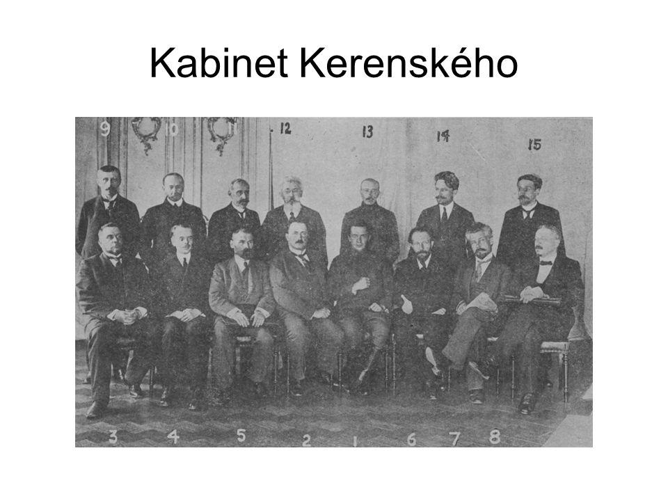 Kabinet Kerenského