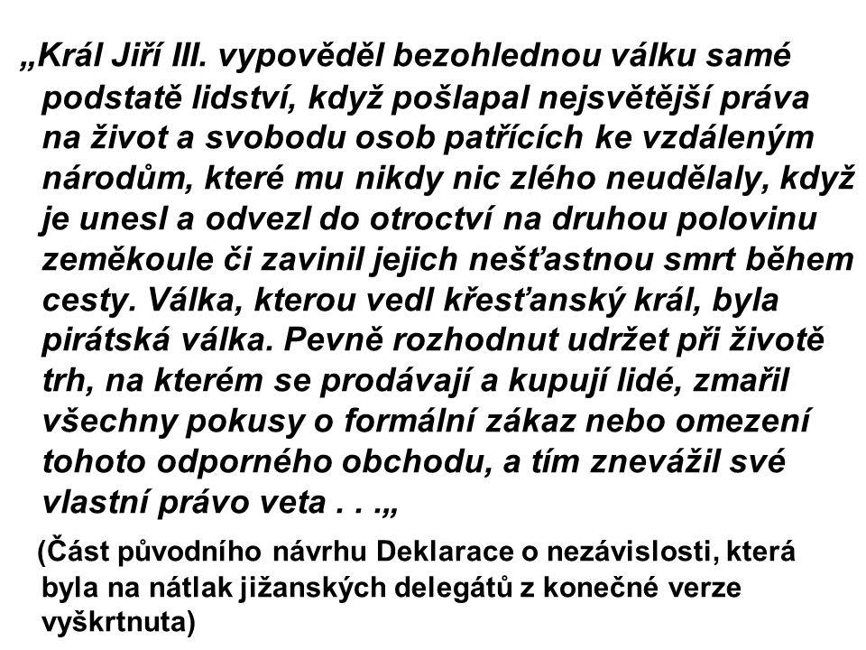 """Král Jiří III."