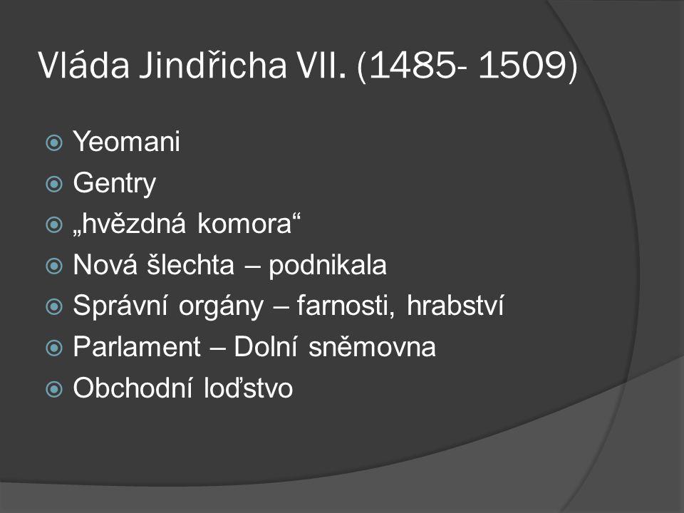 Vláda Jindřicha VII.