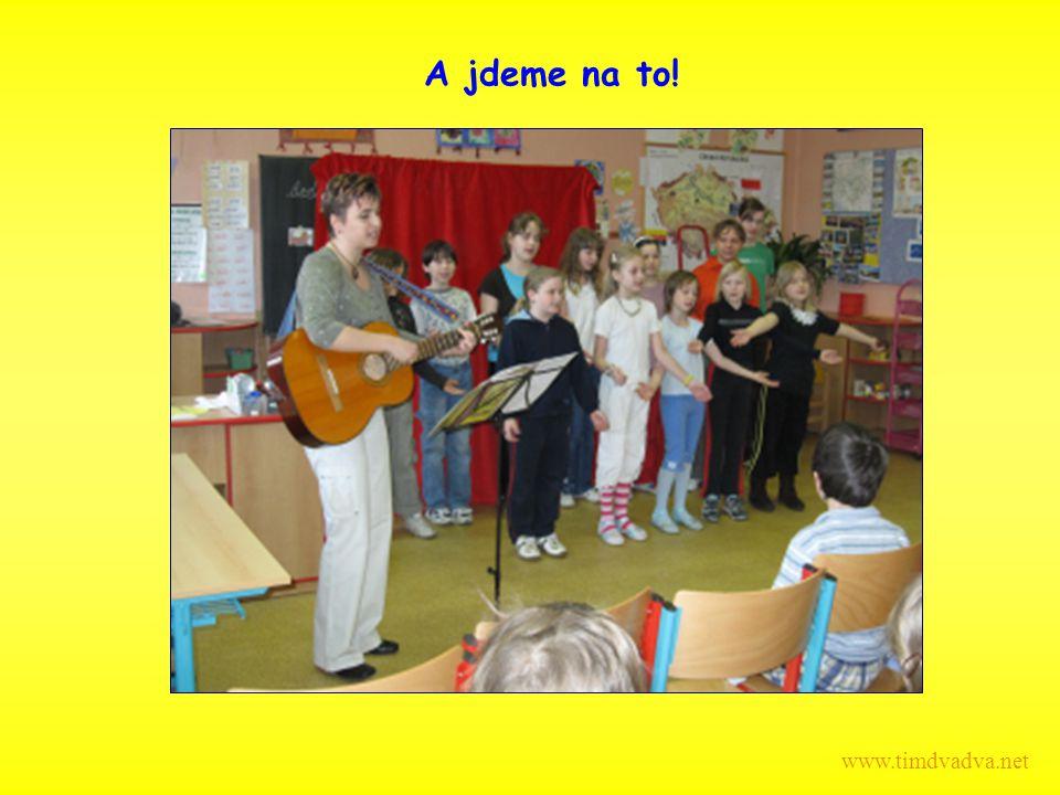 Maňáskové divadlo děvčat z Art-smajlíku www.timdvadva.net