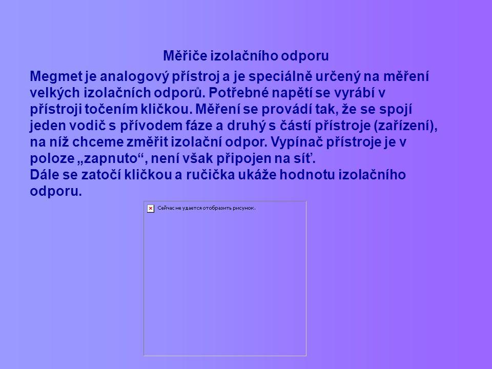 Svodiče přepětí firmy Moeller Elektrotechnika s.r.