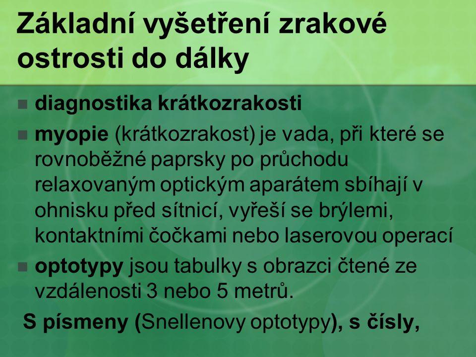 Nepřímá oftalmoskopie